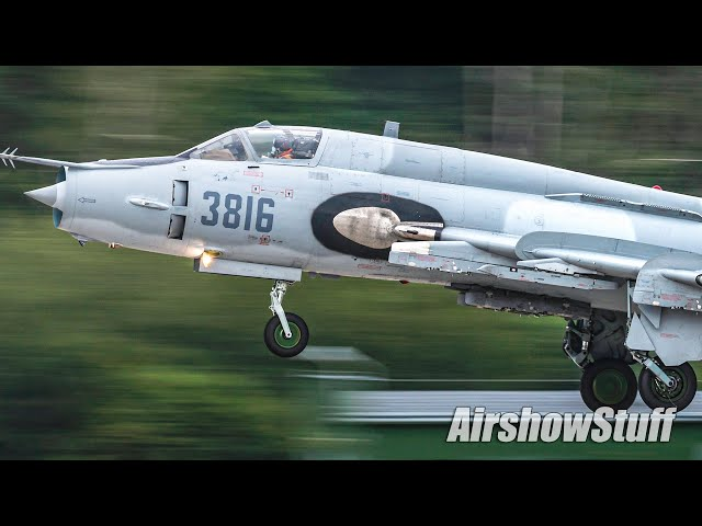 AeroBaltic Airshow Highlights