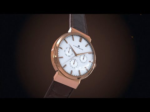 Luxury Wristwatch 3D Animation