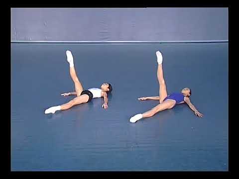 芭蕾舞蹈基本功教学 1