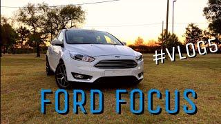 #Vlog 5 Ford Focus | 2018 | Manejando