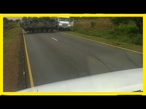 Video: tanks head for harare - the zimbabwean