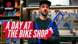A Day In The Life Of Blake's Local Bike Shop