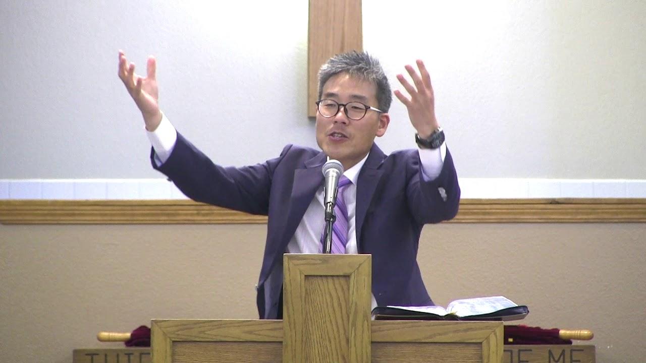 """성령으로 강한 교회 10  """"성령으로 일하라!""""  고린도전서 2:3~16"""