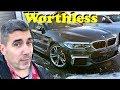 BMW's That Depreciate Harder Than a Stock Market Crash