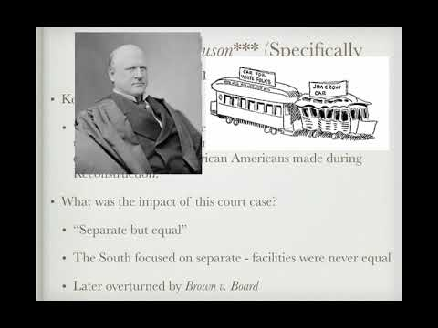 APUSH Review: Supreme Court Cases In The New Curriculum