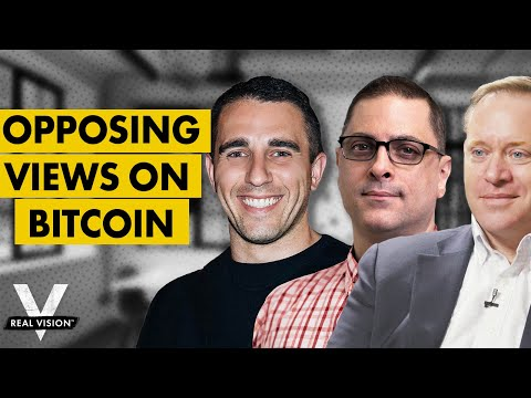 The Best Bitcoin Debate Ever Recorded (Anthony Pompliano Vs Mike Green)