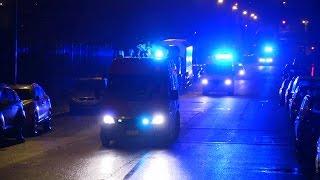 [BULLHORN] Désinca + Nouvelle Ambulance + Officier+ Balisage - SI Charleroi