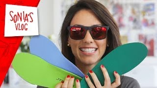 Product Review: Sunglasses, Soles and Smart Apps