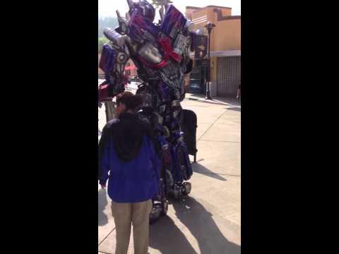Optimus Prime (Universal Studio Hollywood)