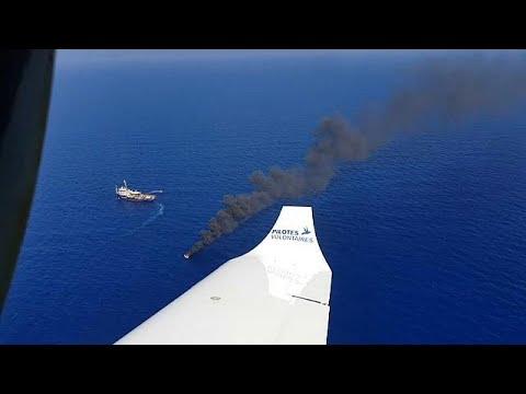 Pilotos compram avião para salvar migrantes no Mediterrâneo