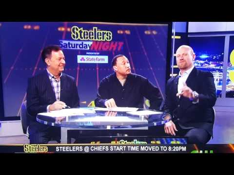 Charlie Batch, Bob Pompeani & Chris Hoke give our Steelers/Chiefs Playoff Prediction