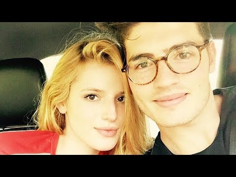 Bella Thorne's Ex-Boyfriend Gregg Sulkin RUSHES to Her Side After Emotional Sexual Abuse Confession