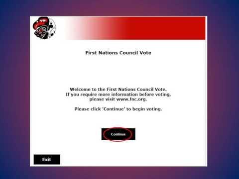Vote Demo for TTML