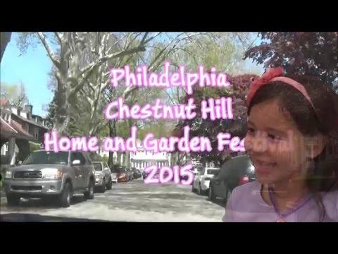 Chestnut Hill Home and Garden Festival in Philadelphia