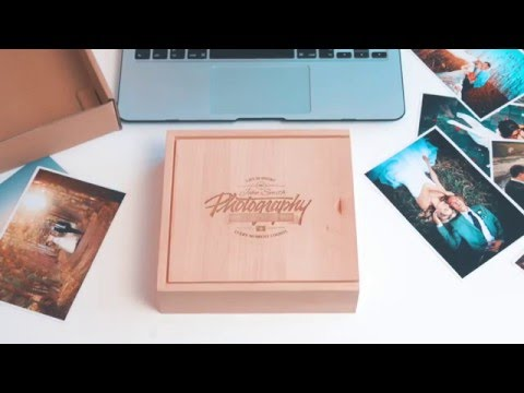 Woody Woodclick - wooden boxes for photographers