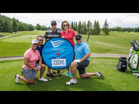 Els for Autism Canada Glencoe Golf & Country Club 2017