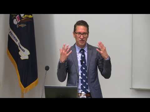 Jesse Kirkpatrick discuss AI and Autonomy in the Future of War