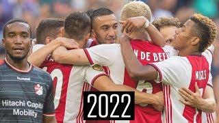 Hakim Ziyech over contractverlenging: 'Ik voel me thuis bij Ajax'
