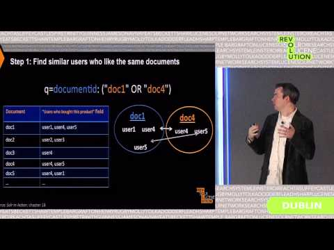 Enhancing Relevancy through Personalization and Semantic Search, Trey Grainger, CareerBuilder