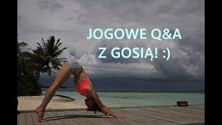 Q&A - Co Ćwiczę Poza Jogą, Obóz i Warsztaty Jogowe