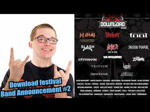 Download Festival Announcement Opinion! Mp3