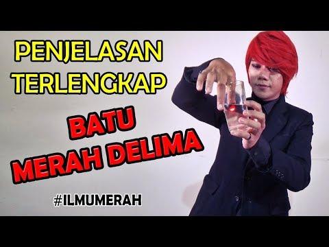 BONGKAR TOTAL !! Rahasia Batu Merah Delima #ILMUMERAH