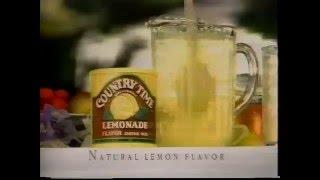 Country Time Lemonade 1993