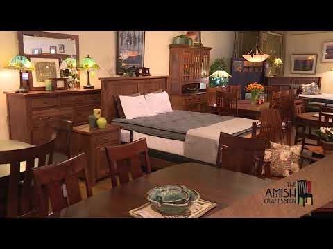 Amish Made Furniture Built Just for You!