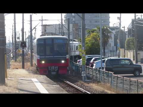【前面展望】名鉄尾西線・津島線◆弥富→須ヶ口[the Front Prospects] Meitetsu Bisai Line, Tsushima Line