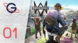 WATCH DOGS 2 FR #1 : Bienvenue à San Francisco !