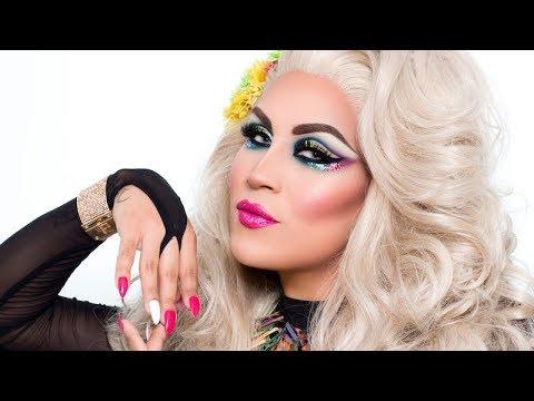 Increíble Transformación Drag Queen  Extrema  Ft Tany De La Riva