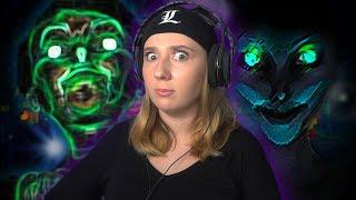 yep! definitely some DEMON DOLLS!  |  Agnes Doll (Indie Horror Game)