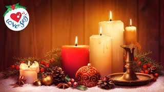 Download 🕯 Top 26 Christmas Songs with Relaxing Christmas Candles Burning Background 🕯 Mp3 and Videos