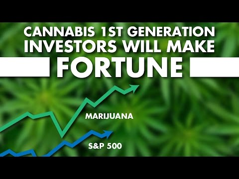 Marijuana Industry: Investors' Ticket To Fortune!