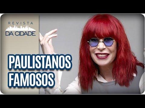 Paulistanos Famosos No Brasil - Revista Da Cidade (25/01/18)