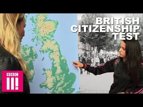 British Citizenship Test | How Well Do Brits Know Their Geography?