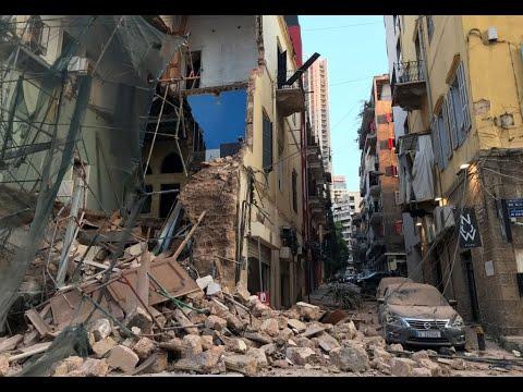 وجع عائلات المناطق اللبنانية المتضررة كبير.. -بيتي راح الله لا يوفقن-  - نشر قبل 3 ساعة