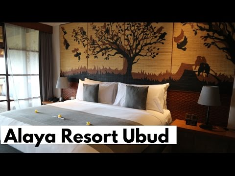 Alaya Resort Ubud - Hotel And Room Tour