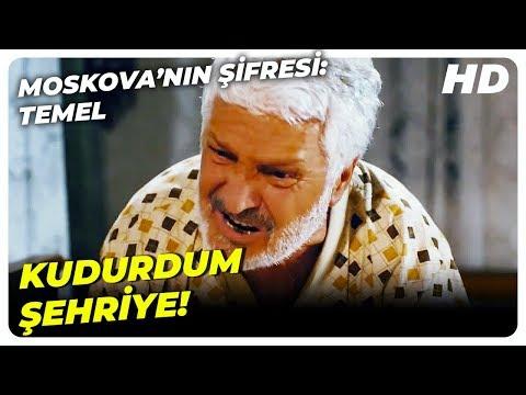 İmam Necati Çıldırdı | Moskova'nın Şifresi: Temel | Türk Komedi Filmi