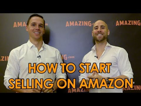 How To Start Selling On Amazon | Matt Clark of Amazing Selling Machine