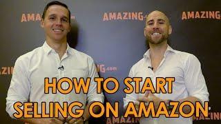 How To Start Selling On Amazon | Matt Clark of Amazing Selling Machine