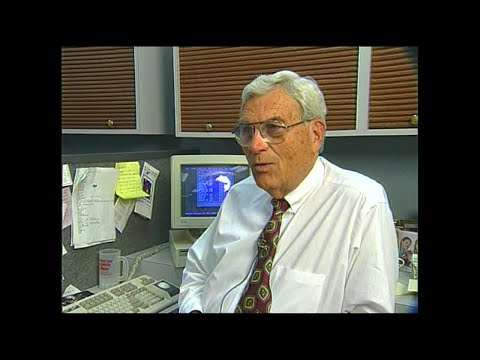 Longtime WRTV anchor, Howard Caldwell passed away Monday at the age of 92