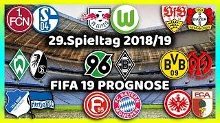 29.Spieltag - Alle Highlights und Tore - Bundesliga Prognose I FIFA 19 I 2018/19 Deutsch [FULL HD]