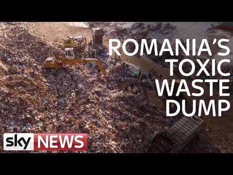 Inside Romania's Toxic Waste Dump