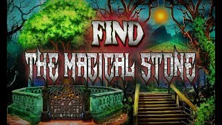 Find The Magical Stone Walkthrough