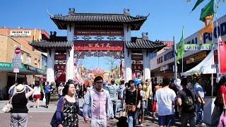 Cuộc sống ở Úc : Cabramatta Thủ Phủ Của Người Việt Đón Xuân mới 2016