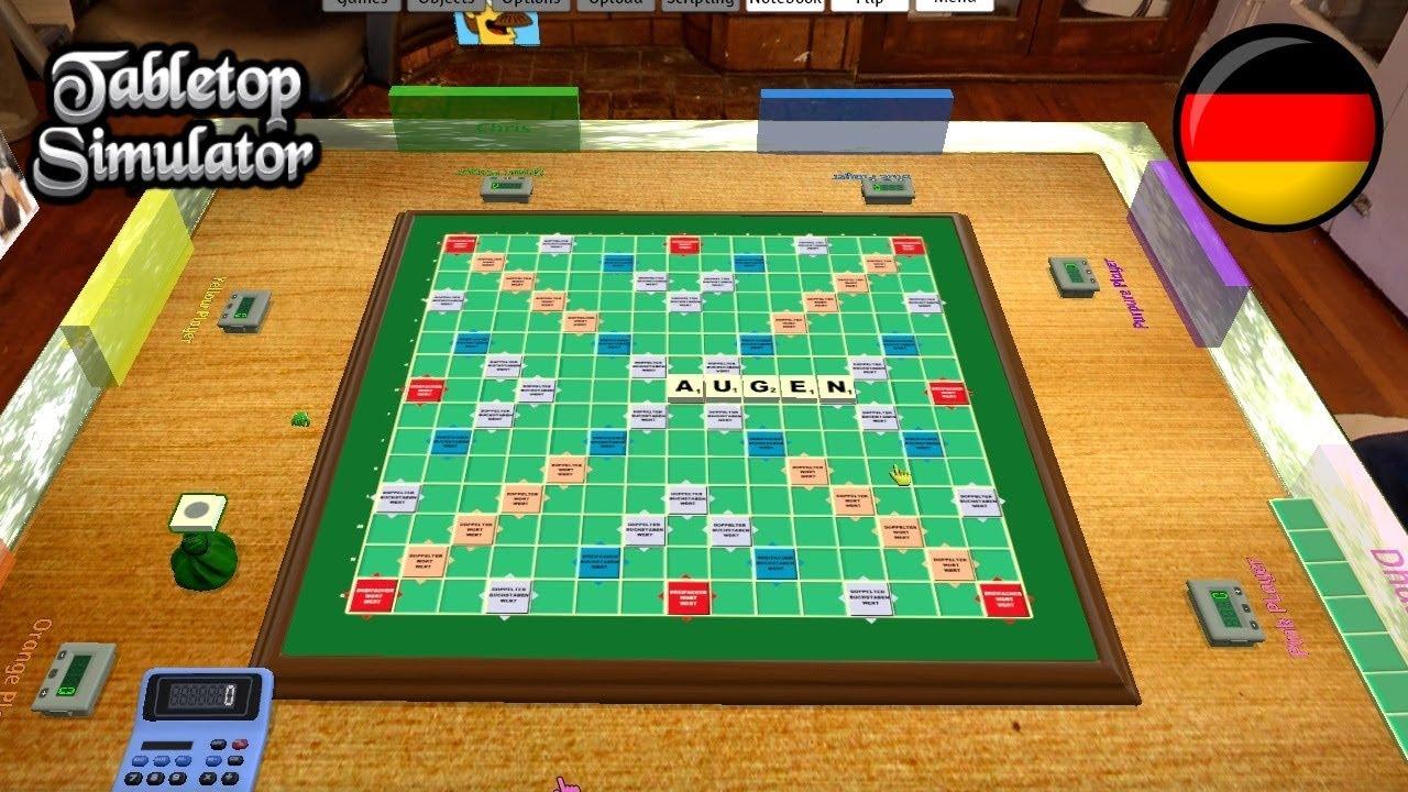 Wörter Finden Scrabble