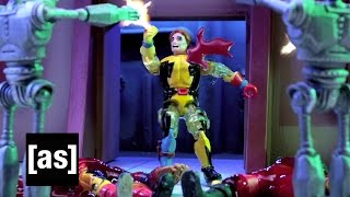 Bionic Six   Robot Chicken   Adult Swim