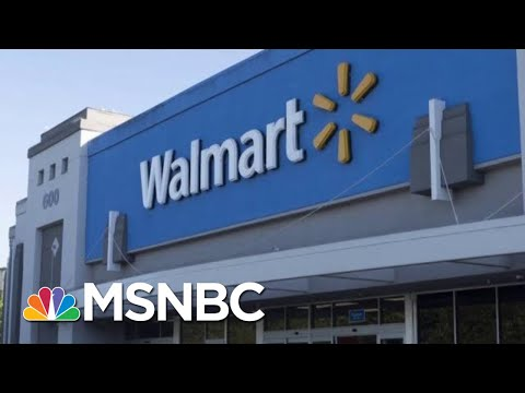 Walmart Urges Congress, Trump To 'Do Their Part' To Stop Gun Violence | Velshi & Ruhle | MSNBC