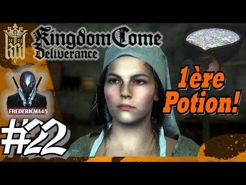 KINGDOM COME DELIVERANCE [FR]: A La Merci De Dieu + Tuto Alchimie / Potion #22 4K/60fps/Ultra